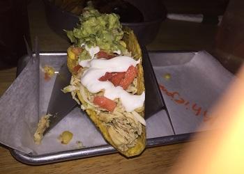 Single Hard Taco