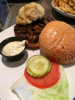 Forester Burger
