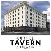 Owyhee Tavern restaurant located in BOISE, ID