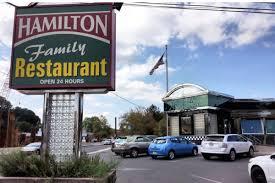 Hamilton Family Restaurant restaurant located in ALLENTOWN, PA
