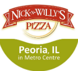 Nick-N-Willy's Pizza restaurant located in PEORIA, IL