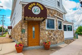 Frog Pond Pub & Pizzaria restaurant located in WILKES BARRE, PA