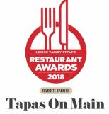 Tapas on Main restaurant located in BETHLEHEM, PA