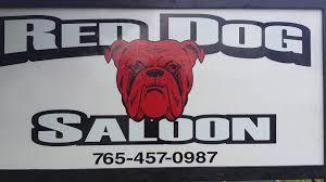 Red Dog Saloon restaurant located in KOKOMO, IN
