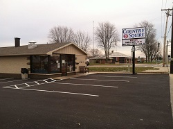 Country Squire Carry Out restaurant located in KOKOMO, IN
