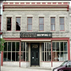 Carlyle Brewing Co. restaurant located in ROCKFORD, IL