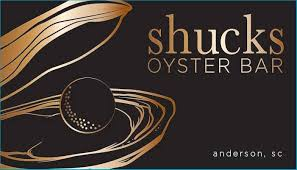 Shucks Oyster Bar restaurant located in ANDERSON, SC