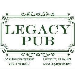 Legacy Pub restaurant located in LAFAYETTE, IN