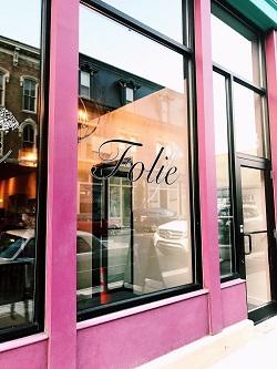 Folie Restaurant restaurant located in LAFAYETTE, IN