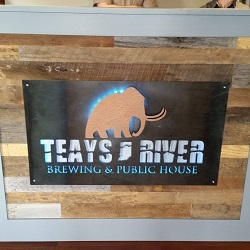 Teays River Brewing & Public House restaurant located in LAFAYETTE, IN