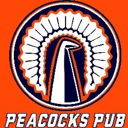 Peacocks Pub restaurant located in BARTONVILLE, IL