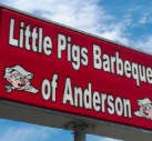 Little Pigs Barbecue restaurant located in ANDERSON, SC
