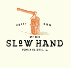 Slow Hand Craft BBQ restaurant located in PEORIA HEIGHTS, IL