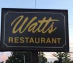 Watt's Restaurant