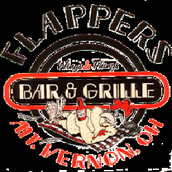 Flappers Bar ad Grille restaurant located in MOUNT VERNON, OH