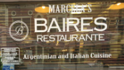Baires restaurant located in MARION, OH