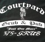 Courtyard Grub & Pub restaurant located in MARION, OH