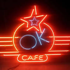 OK Cafe restaurant located in MARION, OH