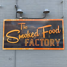 The Smoked Food Factory restaurant located in LANCASTER, OH