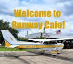 Runway Cafe restaurant located in ANGLETON, TX
