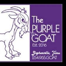 The Purple Goat restaurant located in STEPHENVILLE, TX