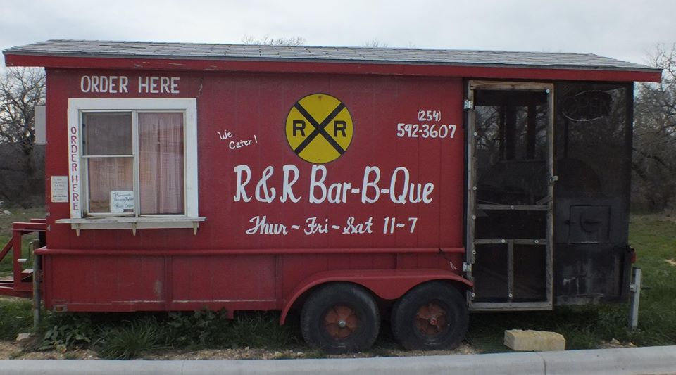 R & R Bbq restaurant located in STEPHENVILLE, TX
