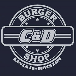 C&D Burger Shop restaurant located in SANTA FE, TX
