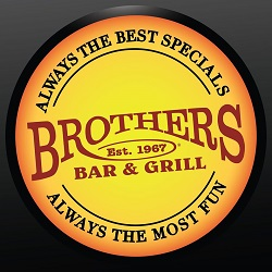 Brothers Bar & Grill restaurant located in MUNCIE, IN