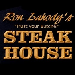 Ron Lahody Trust Your Butcher Steakhouse restaurant located in MUNCIE, IN