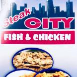 Steak City Fish & Chicken restaurant located in MUNCIE, IN