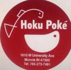 Hoku Poke restaurant located in MUNCIE, IN