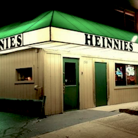 Heinnies restaurant located in ELKHART, IN