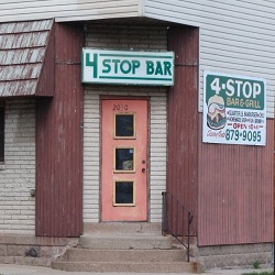 Four Stop Bar restaurant located in MICHIGAN CITY, IN