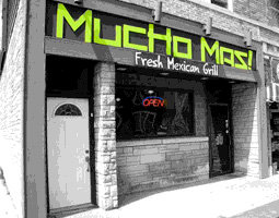 Mucho Mas restaurant located in MICHIGAN CITY, IN