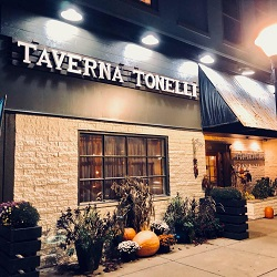 Taverna Tonelli restaurant located in MICHIGAN CITY, IN