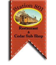 Station 801 restaurant located in MICHIGAN CITY, IN