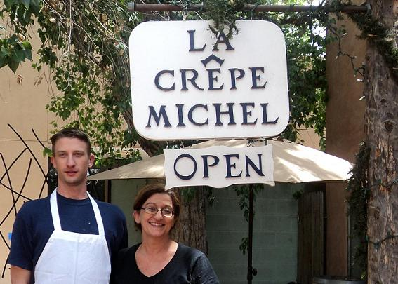 La Crepe Michel restaurant located in ALBUQUERQUE, NM