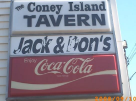 The Coney Island Bar restaurant located in RICHMOND, IN