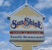 Sunshine Cafe restaurant located in RICHMOND, IN