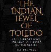 Indian Jewel Of Toledo restaurant located in HOLLAND, OH
