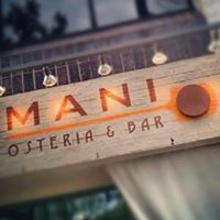 Mani Osteria restaurant located in ANN ARBOR, MI