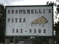 Boomerellis Pizza restaurant located in ELKHART, IN