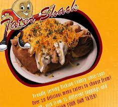 Tater Shack restaurant located in DICKSON, TN