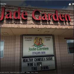Jade Garden restaurant located in ELKHART, IN