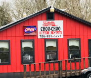 Choo Choo Bar-B-Que restaurant located in RINGGOLD, GA