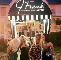 J Frank restaurant located in BRISTOL, TN