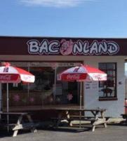 Baconland BBQ restaurant located in BRISTOL, TN