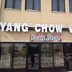 Yang Chow Wok restaurant located in NORTH LIBERTY, IA