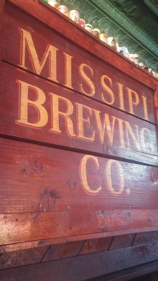 Missipi Brewing Company restaurant located in MUSCATINE, IA