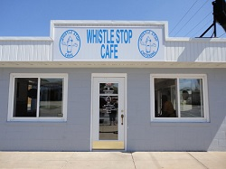 Whistle Stop Cafe restaurant located in BOONE, IA